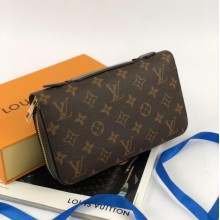 Клатч-органайзер Louis Vuitton Monogram Zippy XL