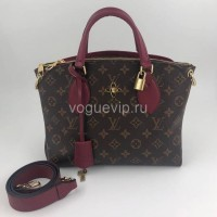Женская сумка Louis Vuitton Flower Zipped